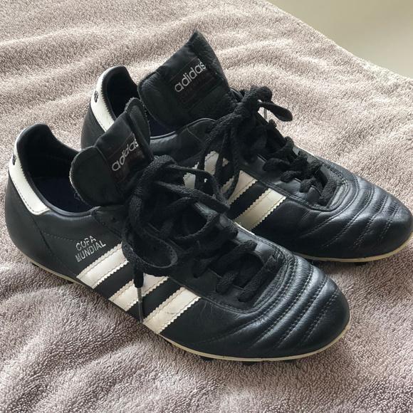 Zapatillas adidas Copa Mundial hombre  Soccer poshmark